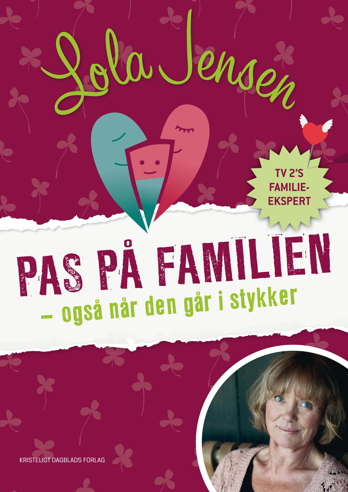 Familievejleder Lola Jensen anbefaler fælles juridisk hjælp til skilsmisseforældre